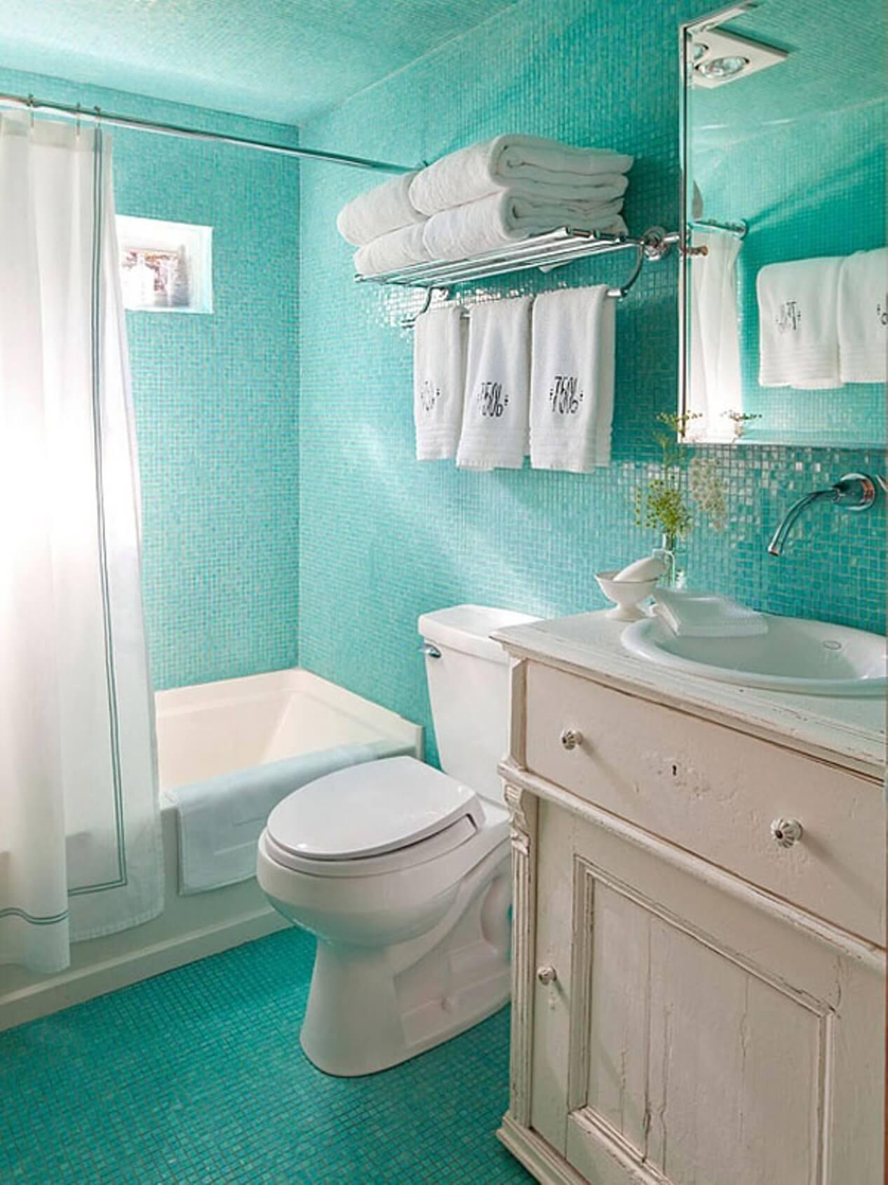 Ocean Bath Idea
