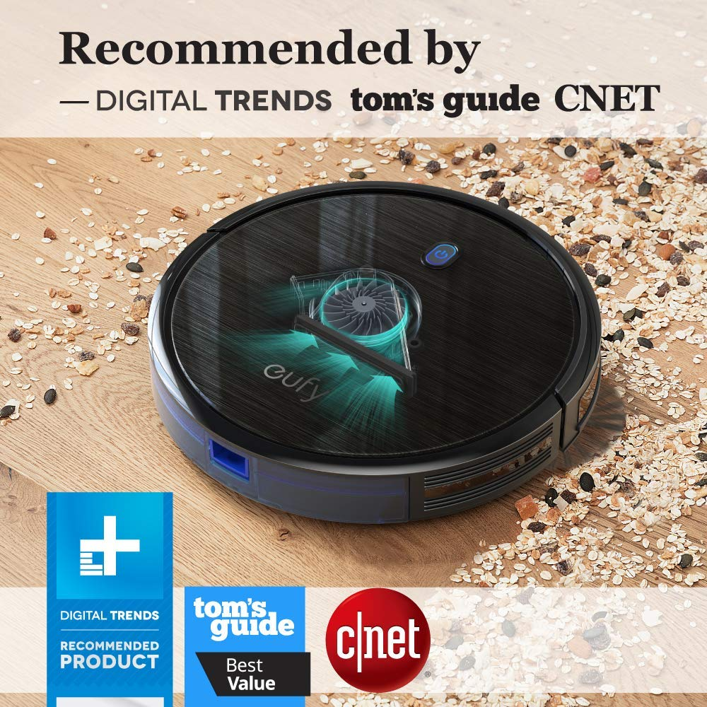 How well each robotic vacuum removes surface area particles on low-pile carpet and on bare floorings.
