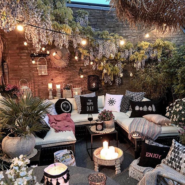 Cute Back Pat with Ideas For Your Backyard Furniture Accessories
