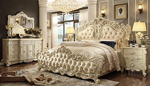 Matching Furnishings - Serena Eastern King Adult Bed Set