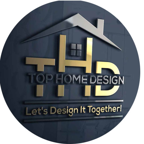 Top home design .com logo