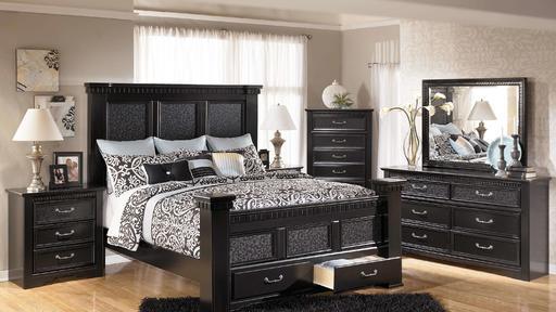 matching furnishings