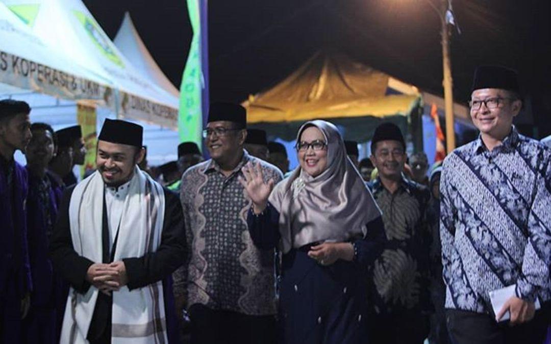 Penutupan Lomba Musabaqoh Tilawatil Quran  Kab Bogor ke 42