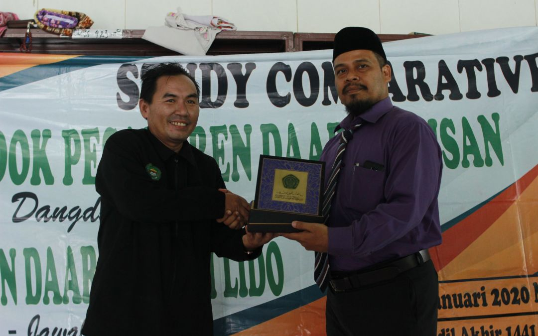 Study Comparative Pondok Pesantren Daarul Ahsan