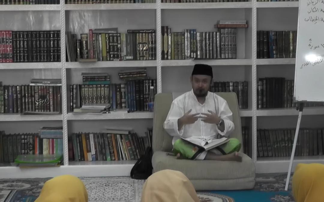 Pengajian Ummahat Bersama khodimul Mahad