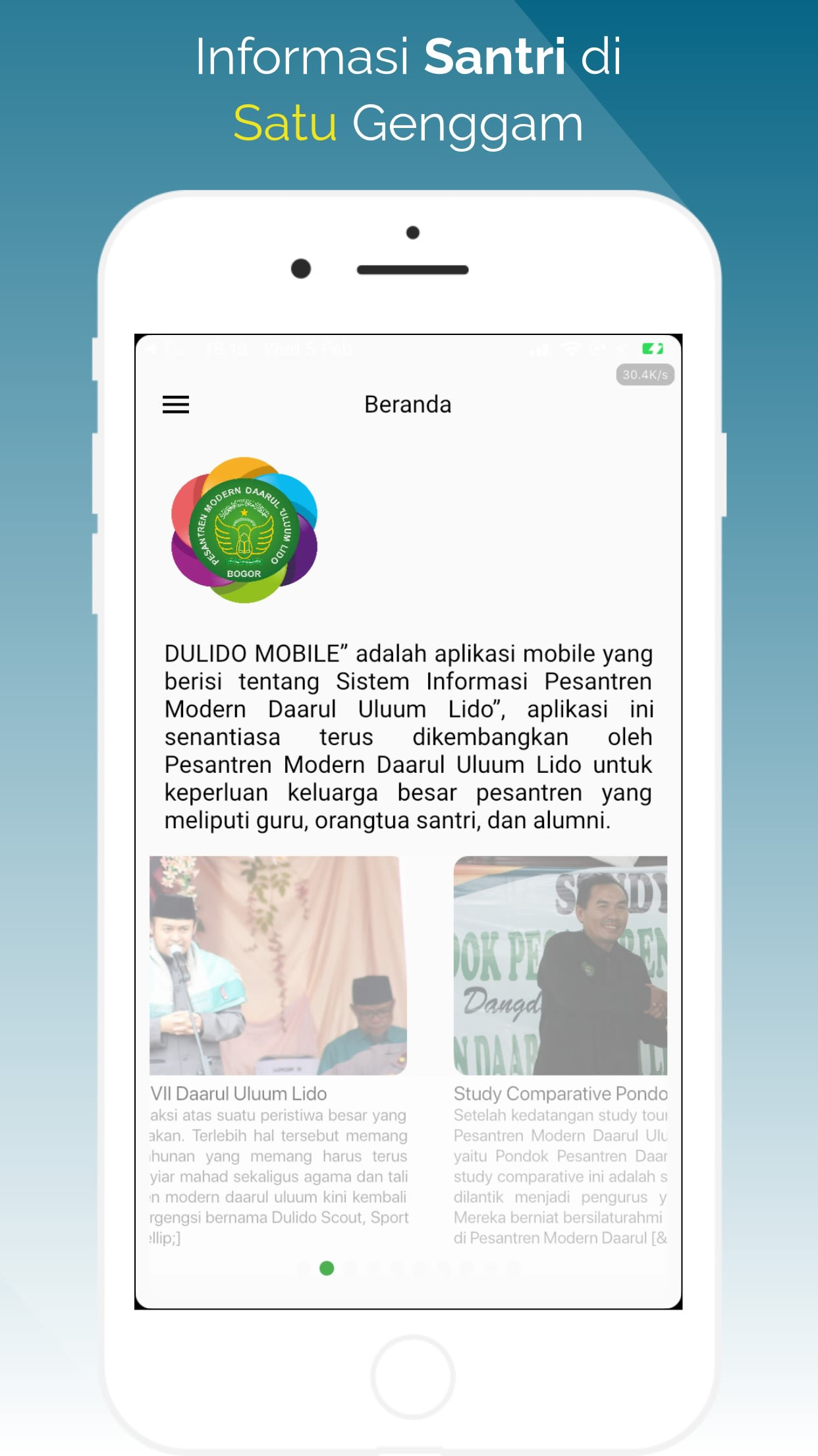 Dulido Mobile 5.0 Intro