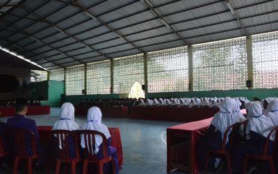Silaturrahim Pesantren Daarul Muttaqien Tangerang di PMDUL