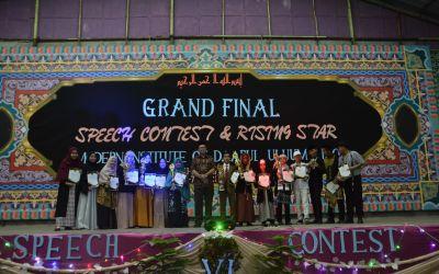 Speech Contest dan Rising Star VI