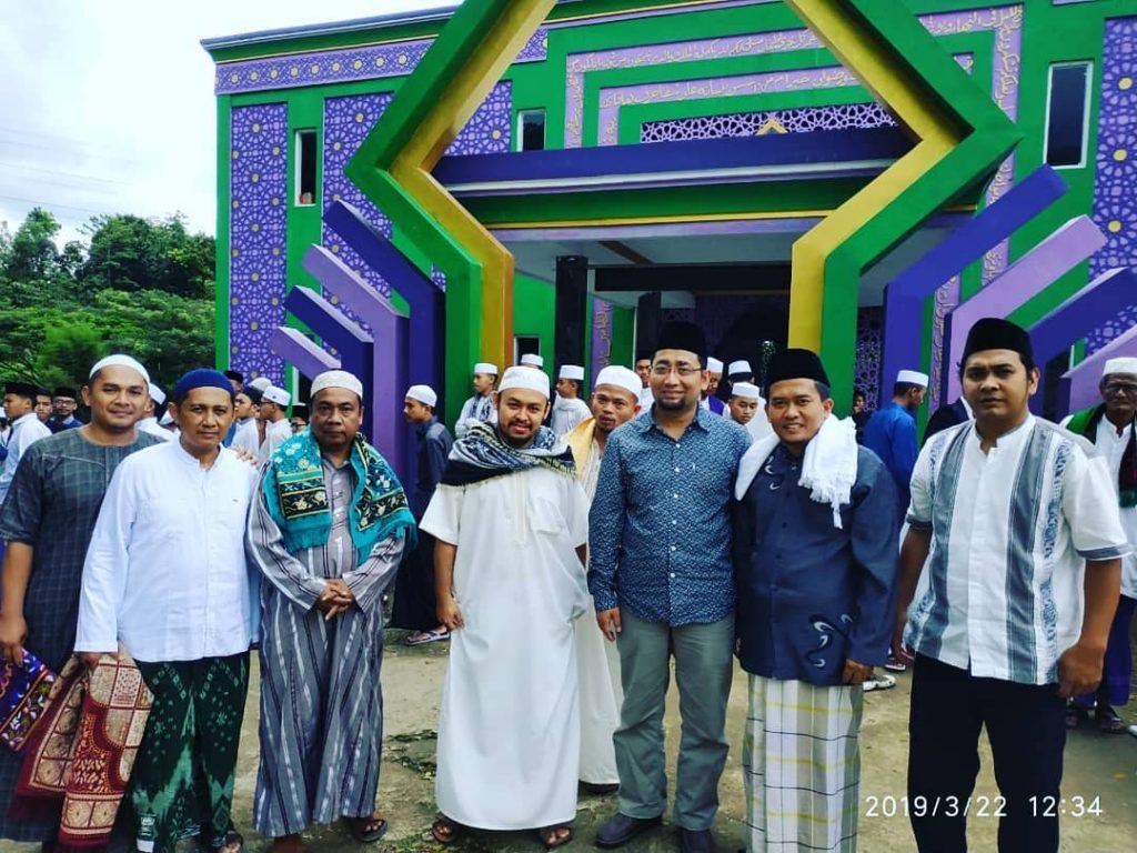 Khodim Mahad Bersama Habiburanman El Shirazi