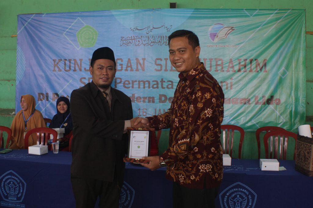 Kunjungan SDIT Permata Madani Bogor