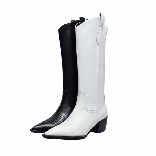 CARIN Women Cowboy Boots