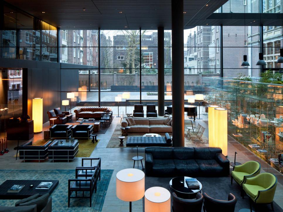 Conservatorium Hotel, Museumplein, Amsterdam