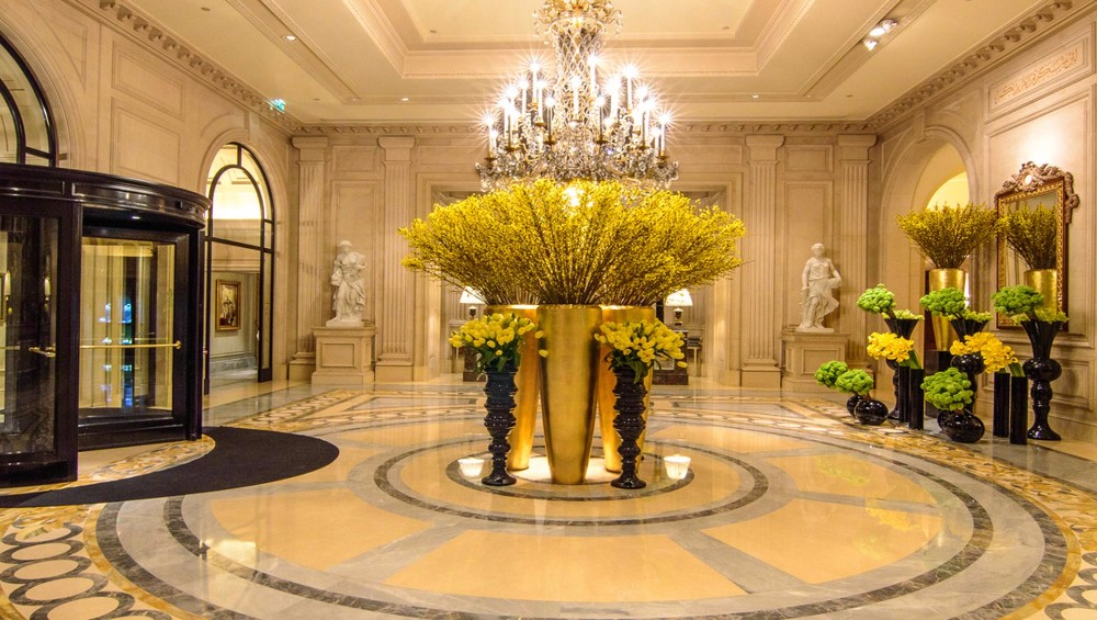Four Seasons Hotel George V Paris Palace