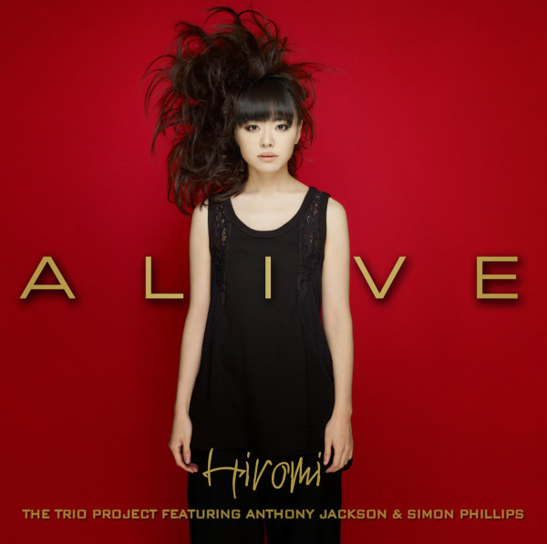 hiromi - alive