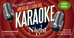 karaoke at American Legion Post 127 featured image
