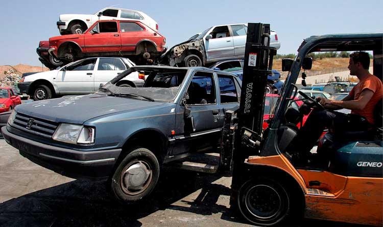 Заявление на утилизацию авто без документов
