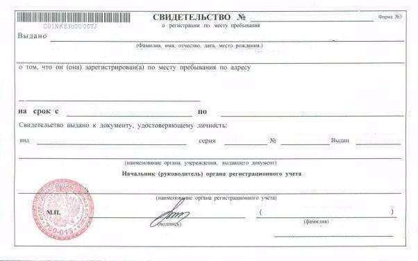 Как досрочно выписать из квартиры человека с временной регистрацией