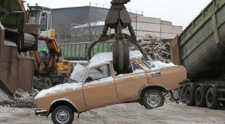 Восстановление списанного в утилизацию автомобиля на руках только справка