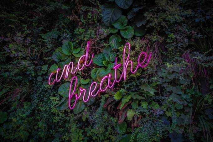 respirer au travail