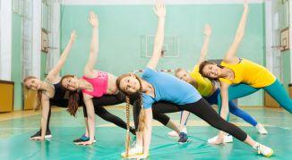 Illustration de l'événement Cours de Yoga ados avec Bal Spécial