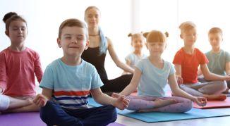 Illustration de l'événement Cours de yoga enfants à l'école - Don Bosco Primaire