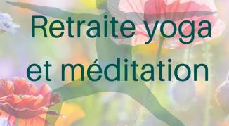 Illustration de l'événement Retraite Yoga et méditation