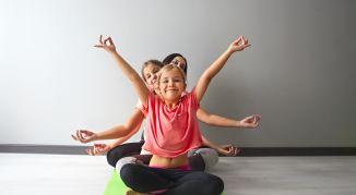 Illustration de l'événement Cours de yoga enfants (dès 8 ans)