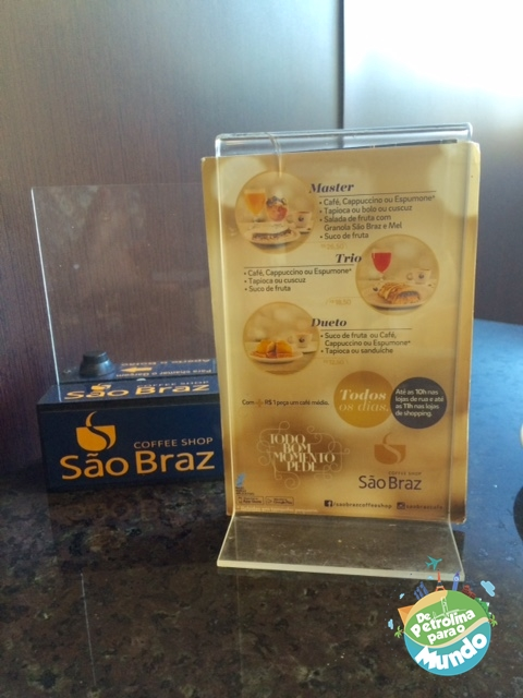 Café da manhã em Recife