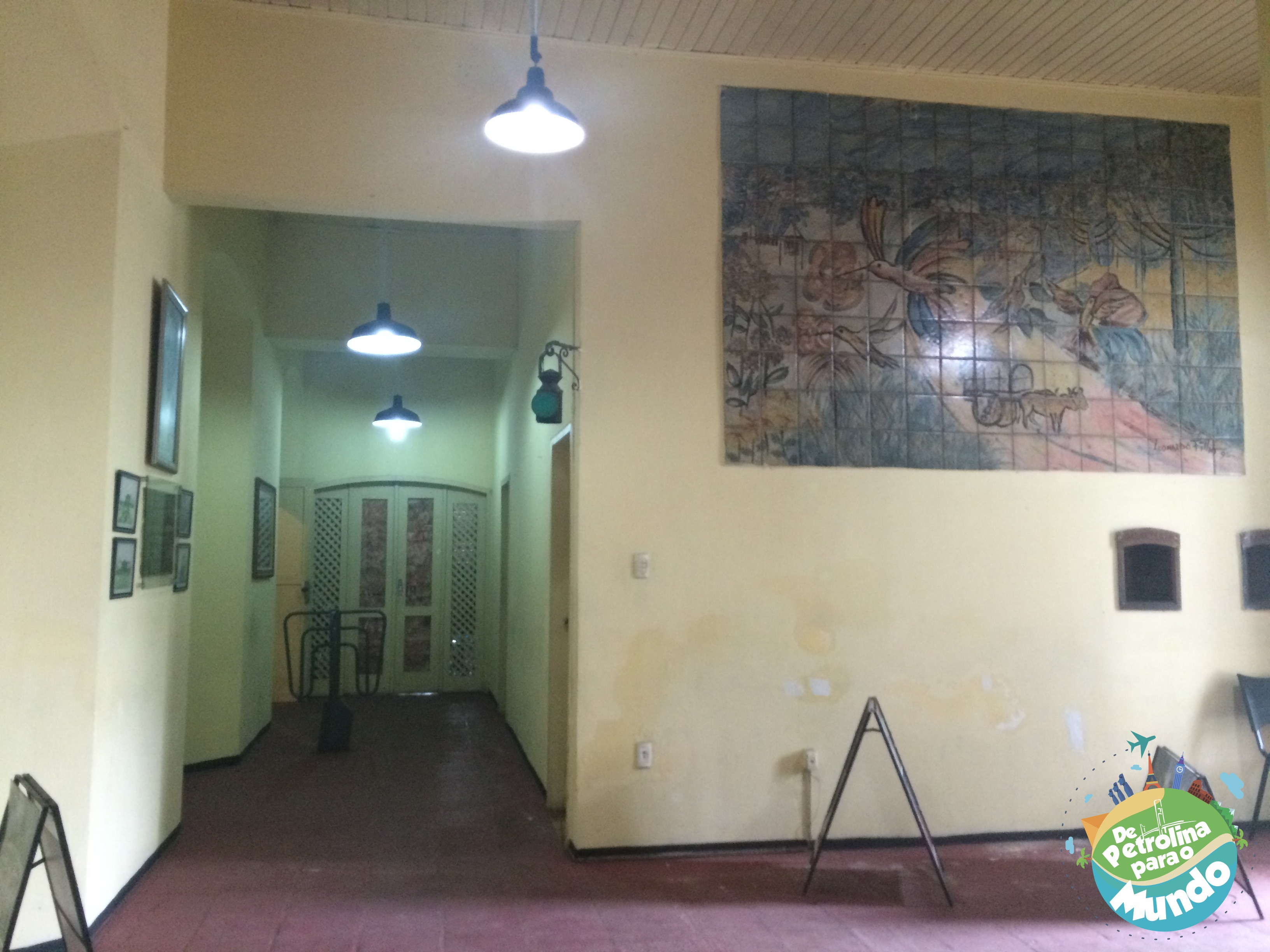 Centro cultural de Garanhuns PE