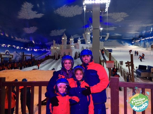 Snowland - Montanha de neve