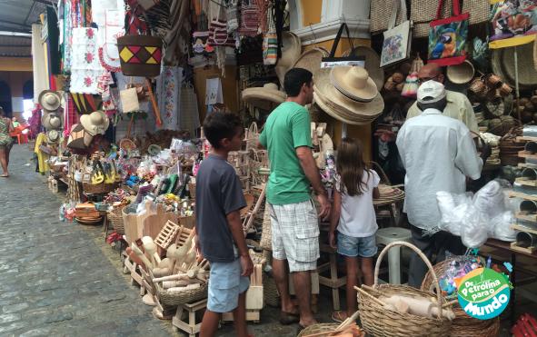 Mercado municipal aracaju