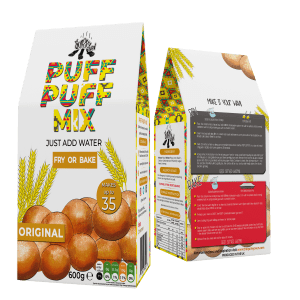 Puff Puff Mix Original