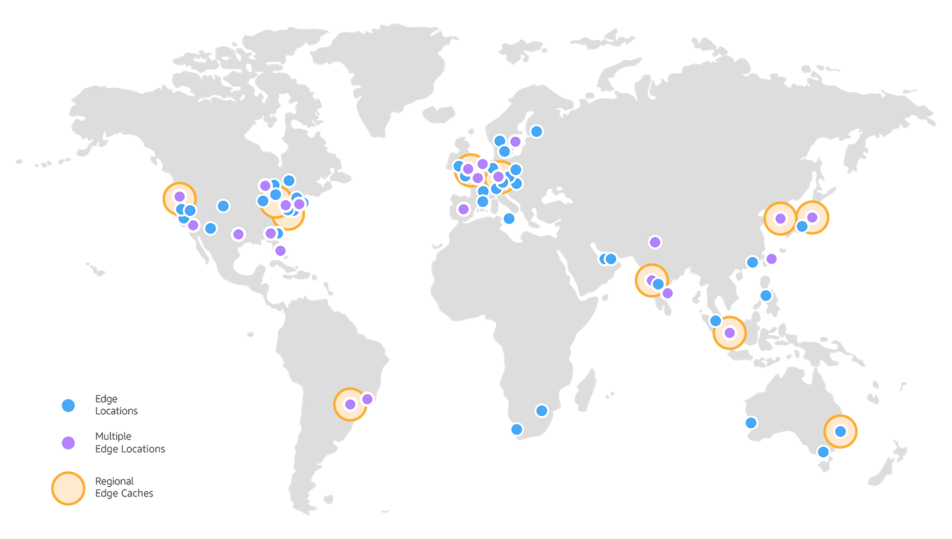 AWS Edge Locations
