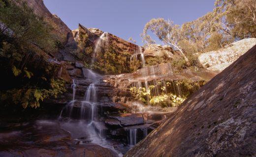 Vodopády v Austrálii