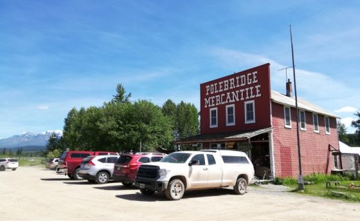 Montana Polebridge