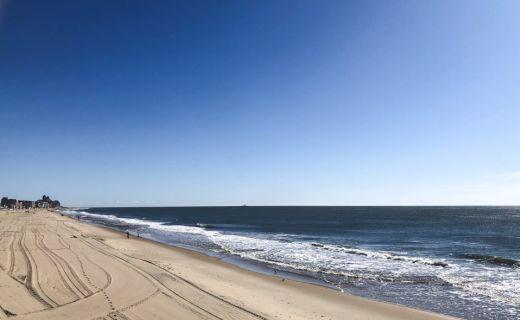 Pláž v Ocean City