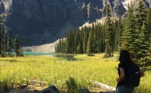 Kanadské hory a přiroda