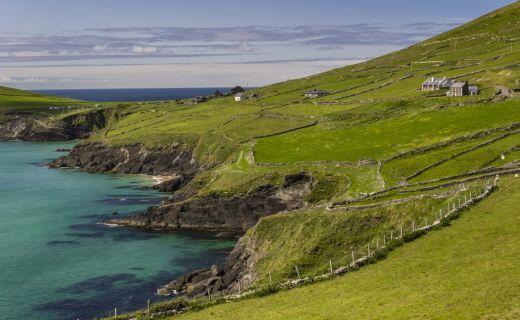 Fotografie útesů v Irsku