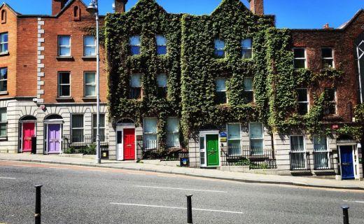 Fotografie Irských domů