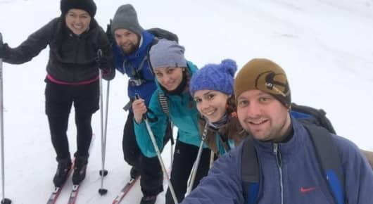Petra a její rok v Kanadě (2. díl): Proč si zamilovat život v Banffu