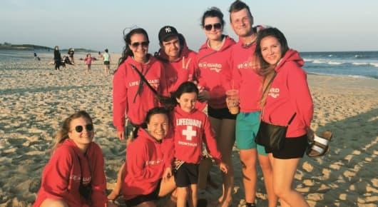Proč se stát plavčíkem na Long Islandu? Pro Jana byla jeho volba prý jednoduchá a jasná!
