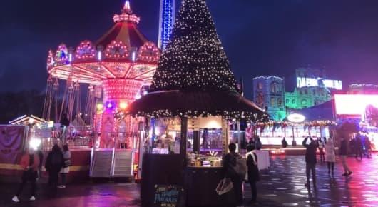 Lucka: Londýn v době adventu je jedno z nejkrásnějších míst na světě