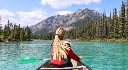 Kanada v době pandemie 1. díl – Banff