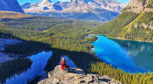 Můj život v Banffu
