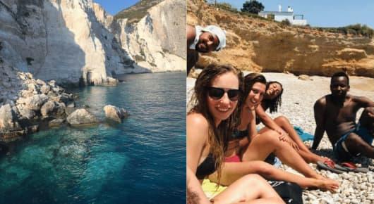 Sofie o práci ve Španělsku: hotel na pláži, luxusní ubytování a super parta v práci