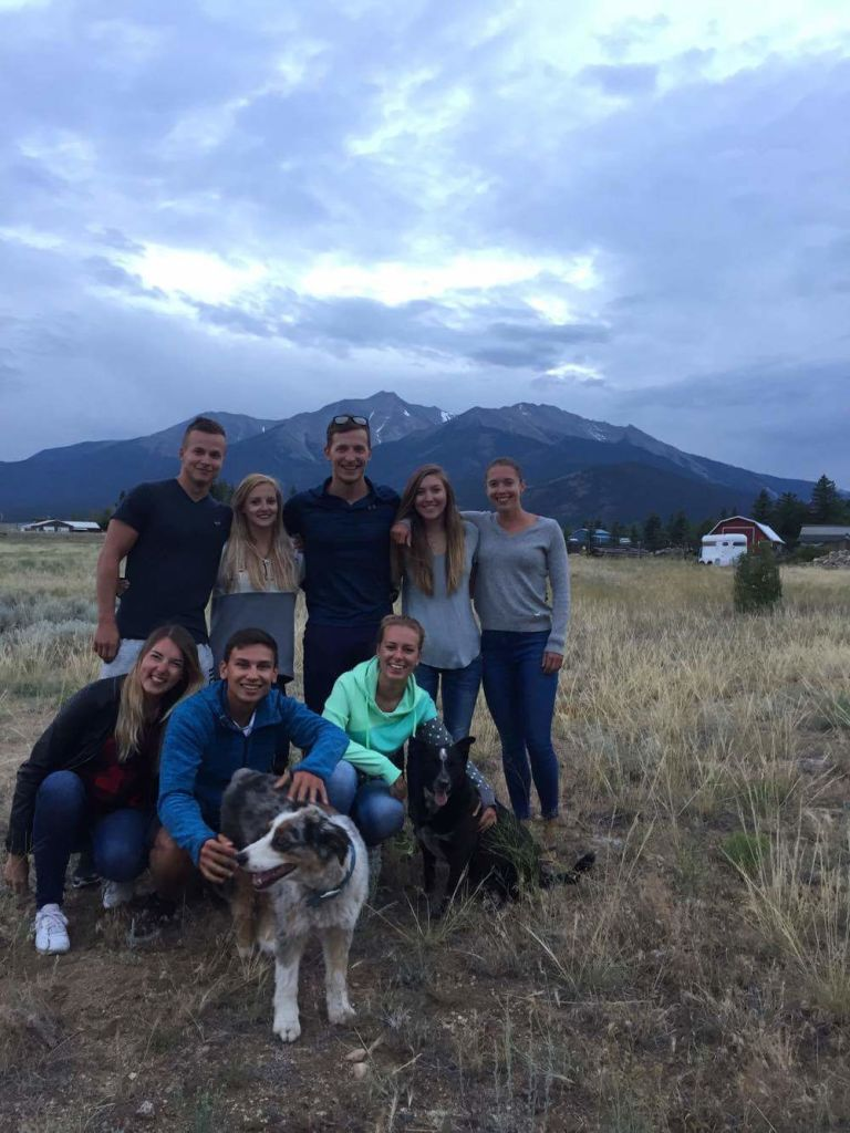 Výhoda Work and Travel programu je nejen v zahraničních známostech, ale i nových kamarádek z českých končin. Colorado 2017