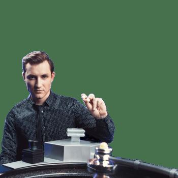 Double Ball Roulette - evolution