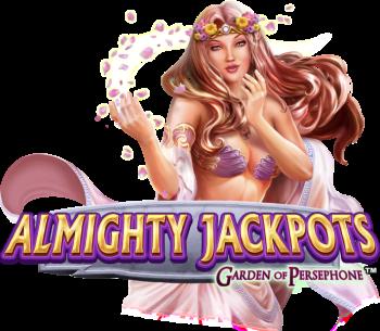 Almighty Jackpots Garden of Persephone™ - greentube