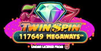Twin Spin Megaways - netent