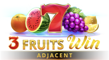 3 Fruits Win: 10 lines - playson